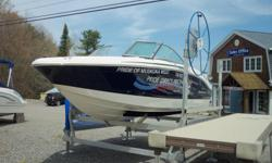Mercury 3.0L TKS Alpha 1 | Wide Band Blue Hull | Mooring Cover | Snap In Carpet