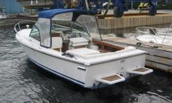 1987 LIMESTONE 24 CUDDY  NEW PRICE $23,500.00