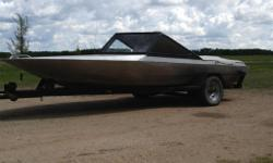 17 1/2 Foot Custom Jet Boat & Trailer For Sale: Welded Hull. 400 Small Block GM, Aluminum Heads, Intake, etc. Berkley Pump. New Prop. Excellent Condition. View it a couple miles SE of Red Deer. Serious Inquiries Only. Voice or Text 403-896-4780