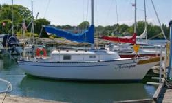 PRICED TO SELL!!! Morningstar is a well-built and maintained classic sailboat, excellent for cruising the Gulf Islands or leisurely day trips. With a beam of 8ft and drawing less than 3ft of water with her ¾ length keel, Morningstar can take advantage of