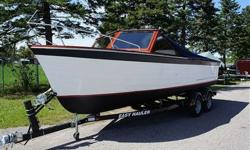 Fully Restored Chris Craft Sea Skiff. Absolutely gorgeous inside and out. Call for full details.