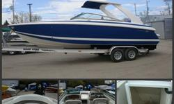 WOW IMP�CABLE 27 PIED AVEC TOILETTE , TOIT BIMINI, TOILE, MOTEUR 496 MAGNUM 8.1 MPI, PIED BRAVO III ET SILENT CHOICE. A QUI LA CHANCE BATEAU DE HAUTE QUALIT�. WOW VERY CLEAN 27 FEET, WITH TOILET, BIMINI TOP, COVER, MOTOR, 496 MAGNUM 8.1 MPI, BRAVO III AND
