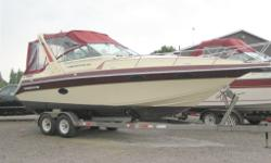CONSIGNMENT INVENTORY FREE SEA TRIAL WITH EVERY PURCHASE 1988 Thundercraft 265 Temtation - Length 26'6 Beam 9'6 Twin OMC 4.3 V6 High Out Put Engines. Don't let the age of this boat fool you, she still has lots of hours left. Currently has 400 Hours! Many
