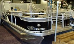 JOHN?S MARINA SELLS PRINCECRAFT & APEX PONTOONS. WE ACCEPT GOOD CONDITION TRADES SUCH AS, PREMIER, BENNINGTON, SOUTHLAND, LEGEND, STARCRAFT, SMOKERCRAFT, SUN TRACKER, HARRIS & SYLVAN, TO NAME A FEW. SAVE OVER $3,500 ON THIS NEW 2015 BLACK PRINCECRAFT