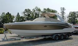 Features include: Windlass, Stereo Upgrade, DTS Smartcraft, Captains Call, Teak on Platform, Shorepower, Low Hours!
