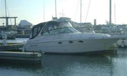 Asking $115,000.00 OBO. We are moving up in size and need to sell. Bring offers. Accommodations The Monterey 322 cruiser is the very best design for a family of 4 in private comfort, yet in an open and easy-to-maintain atmosphere. The interior is well