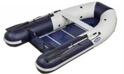 The Zoom 350 Is the perfect boat for the weekend getaway. This beautiful inflatable boat can go anywhere. Set up is very easy. Includes pump, oars, seat and repair kit. Carry bag is also included at no charge.