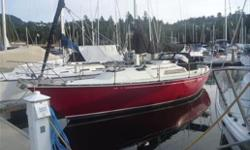 Well kept, turn-key C&C 35 Mk lll. Fully loaded with all amenities. Great cruising comfort yet fast enough for racing enthusist. Very easy to sail with all lines aft. Yanmar recently serviced and trouble free. Will teach inexperienced buyer to sail.