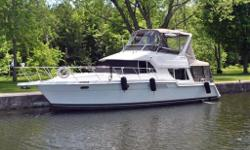 ***PLEASE CONTACT LISTING AGENT FOR AN APPOINTMENT AND EXACT LOCATION*** The 370 Voyager is a big boat inside and one has the impression of being on a larger boat. In 1999 came with an interior redesign with galley and dinette aft and salon forward with