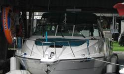 VERY HARD TO FIND,,, TROJAN EXPRESS CRUISER. PRICED TO SELL THIS FALL. WITH MANY UP GRADES OVER THE PAST FEW YEARS, THIS BOAT IS READY TO GO. VERY WELL MAINTAINED, YOU WILL ENJOY MANY YEARS OF BOATING WITH THIS EXPRESS CRUISER. FOR FULL DETAILS ON THIS