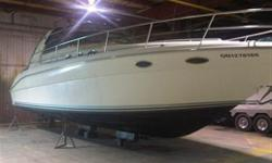 Twin V8 merc 7.4,Generator,VHF,Sterio,GPS,Radar,Auto Piliot,Auto Helm,Air,Halon,Dingy Davits, Wet bar ,Windlass,Remot Spot,Full entertainment pkg,                            Please call for full details