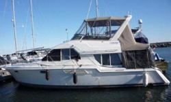 Please put this Voyager at the TOP of your must see list Hull and Deck Compass, Depth Sounder, Full Engine Instrumentation, GPS, GPS Antenna, Rudder Indicator, VHF Radio. Cabin and Interior Cabin Carpet, Cabin Lighting, Galley - Dinette, Galley -