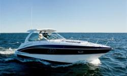 We dare you to compare the new Cruisers Yachts 380 Express to any other express cruiser in its class. From cabin accommodations to cockpit layout, from comfort to performance the Cruisers 380 is a home run. But best of all is the value, top of the line