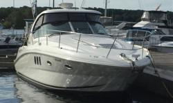 ***PLEASE CONTACT LISTING AGENT FOR AN APPOINTMENT AND EXACT LOCATION*** 'M & M' is a FRESH WATER 390 Sea Ray Sundancer with the AXIUS JOYSTICK DOCKING!!!! If you are looking for a super clean late model Cruiser with all the amenities this should be your