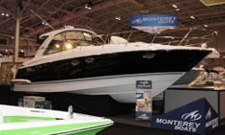WAS: $514,114!! The 400SY is the flagship of the Monterey fleet. This 41 foot long beauty redefines on water living. Powered by Volvo Penta�s revolutionary Inboard Propulsion System (IPS), the 400SY is the head of the class when it comes to speed, fuel