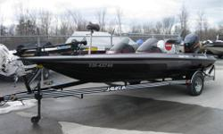 1996 Javelin 400, 2001 Evinrude Ficht 150 hp, dual console, Hummingbird FS, Minn Maxum 101 trolling motor Specifications Length Overall (LOA): 240 Features
