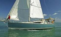 Boat has been cruising the Caribbean and now on the East Coast of the US and if fully rigged and outfitted for fast comfortable cruising. Canadian registered vessel.     Nominal Length: 40' Length Overall: 40.75' Length At Water Line: 36' Vessel INFO: