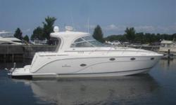 "RELENTLESS"" will not disappoint. She is a beautiful fully optioned two stateroom express cruiser with great performance from her T-496 Merc MAG HO Bravo III XR drives. Recent upgrades include the Sea Weed dingy davit system, Intellion Sat TV, Magnum 3.5kw"