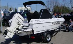 REDUCED - year end Inventory CLEARANCE -Clarion CD stereo, raw water washdown, bimini top, bucket seat and console cover, upgraded fishfinder and gps, removeable cooler, seats 4-6