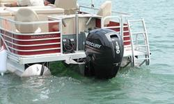 New Mercury 150 FourStroke wins international award Mercury Marine's new 150-horsepower FourStroke outboard received a prestigious innovation award this week at the International Boatbuilders Exhibition and Conference (IBEX) in Louisville, Ky. The 150