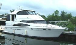 Please put this 506 the frst on your Must see list! Hull and Deck Autopilot, Chart Plotter, Compass, Depth Sounder, Engine Sync. Gauge, GPS, Radar, Remote Spotlight, Rudder Indicator, VHF Radio, Wiper(s). Cabin and Interior Galley - Oven, Galley -