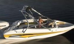 Beautiful 2011 Campion chase lake boat. In stock. Rigged up for a day at the lake. Wakeboard tower optional.