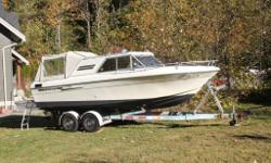 1978 Campion with trailer, This boat is great for the whole family. fishing and water skiing and touring around. The in cabin in nice to get into when the weather is not best but everyone still wants to play. lots of extras skies, life vests, toy to be