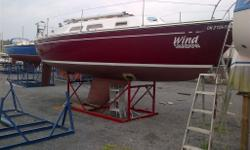 PRICE SLASHED FROM WAS $11,900 NOW $7,900 Paceship 1976 Hull and Deck refurbished 09, head new in 2010, new cushions and upholstery, new binimi, canopy and sail cover in 2012. New depth meter 2012, DSC radio. Wiring redone in 2011. Start and house