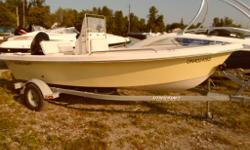 Fighting Lady Bird Yellow! Great Cottage Runabout! Easy to Use - like a Boston Whaler only half the price! On Sale at Marsh's Marina (705) 538 2285. Very clean 2010 Starcraft 170 Baystar / 2012 Suzuki 90 hp (with factory warranty still on it) / Galvanized