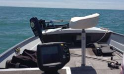 I have a crest liner fishing boat for sale with 60hp mariner outboard only used a few times, motor looks brand new, the boat is 16 feet long comes with trailer that is in perfect condition, lots of space for fishing, comes with 2 gas tanks. And accessorie