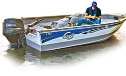 Looking for an economical, fully-featured, fuel-efficient boat? Take a look at the Angler V162 series. G3 and Yamaha have combined technologies to produce three popular wide-body layouts delivering affordable mid-sized models for every angler. Large