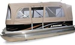 MINT CONDITION PONTOON.ONLY 40 HRS.COME WITH FULL CAMPER,LIFE JACKETS,PADDLE,ANCHOR AND SAFETY KIT MUST SEE.... Specifications Length Overall (LOA): 276 Features