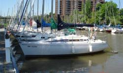 Never raced and in excellent condition (stove never used) Model:  Beneteau 285 Size:  28' Price:  $34,500 File:  3756 Details: Year:1988/9 LOA:28.21' LWL:24.28' Beam:9.8' Draft:3.94' (wing) Displ.:6160 lb. Colour - Hull:White Colour - Deck:White Stern