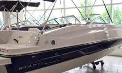 2014 Bayliner 190 Deck BoatBayliner's BIG DEAL Promotion! Right in time for the boat show, Bayliner is offering rebates on all new boats. These rebates alongside George's low boat show pricing make it the perfect time to buy! Save an additional $2000 on