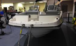 2014 Bayliner 190 Deck Boat*Pricing does not include PDI, freight, doc fees, or taxesPrice as shown includes all added options listed below:- Full Windshield with Opening Center Panel - Ski Tow Pylon - Digital Depth Indicator - Bow Well & Cockpit Cover -