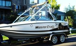 2009 MASTERCRAFT X2, Best all-around boat for Wakesufing, Wakeboarding, Waterskiiing and Tubing, Loaded with Upgrades; including high end Underwater and Interior Lights, 350HP Engine V-8 5.7L, Perfect Pass, Heated Seats, 3 Heaters, Upgraded Trailer -