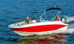 M.S.R.P. $43,000.00. Special Volume Buy - Now $32,899.00. Mercury 150 h.p. 4 Stroke. Price subject to change with US$/CDN$ exchange rate variance. This 20' 1 deck boat has quickly become one of the most popular models in our line. While it is clearly