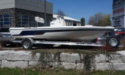 NEW SKEETER CENTRE CONSOLE. BEAUTIFUL BOAT! 19'8 long, 98 wide, live wells, nice boat. NEW. NEVER USED. Galvanized custom trailer with spare tire, new boat, never used. BOAT AND TRAILER ONLY $16,985. POWER UP WITH A YAMAHA 4 STROKE AND MAKE IT A PACKAGE!