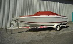 Includes : Bow and Cockpit Covers, Bimini Top, Snap In Carpet, Depth and Temp Gauges, Flip-up Seats, Wood Dash, Docking Lights, Pop-up Cleats, Transom Tilt Switch. Trailer Optional Specifications Length Overall (LOA): 240 Features