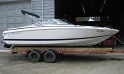 Propulsion: Merc 350 Mag Power hatch, thru-hull exhaust. Well maintained. Specifications Length Overall (LOA): 264 Features