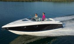 Split but splendid in its personality, the 243 becomes a study in both long-term value and immediate gratification. The 243�s appeal to the emotions is obvious in its graceful beauty, its luxury afloat in the comfort, the convenience of amenities chosen