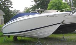 2000 COBALT 292 BOW RIDER  Twin Merc 350 MAG's with 189 Hours  WOW!!!! NEW PRICE - $39,900.00 WOW!!!  This local St. Lawrence River 292 Bow Rider is now offered for sale.  The 292 is a luxurious people mover and can handle the big stuff.  And it's