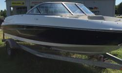 2015 Bayliner 175 BowriderBayliner's BIG DEAL Promotion! Right in time for the boat show, Bayliner is offering rebates on all new boats. These rebates alongside George's low boat show pricing make it the perfect time to buy! Save an additional $1250 on