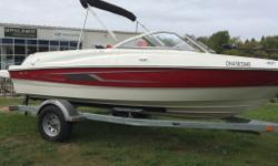 2014 Bayliner 185 Bowrider2014 Bayliner 185 with a 4.3L 190HP Mercury EngineThis boat is fully loaded and is the perfect fish and ski.Includes:- Minn Kota Power Drive Trolling Motor- Hummingbird GPS/Fish Finder- Minn Kota on board charger - Casting Seat-