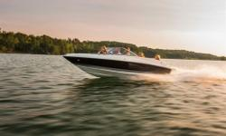 Thoughtful storage solutions, a deeper freeboard and sleeker styling are just some of the improvements to the revamped 175 Bowrider, the world's best-selling fiberglass boat for nearly 10 years! Motor boxsound insulation lends a quiet ride, and smart