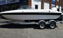 2015 Reinell 197 BR Bowrider (ONE LEFT IN STOCK) Overview Designed to offer outstanding value, Reinell?s 197 provides performance, great looks and practicality. Building on our successful 207 design, this smaller Reinell is the perfect choice