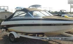 2008 Tempest 182 Bowrider with Volvo 3.0L Carb 135 Hp Interior very clean, boats water ready!! Don't miss out on it! Minimal usage Clean interior Stereo Trailer 5 Piece enclosure Volvo Engine Sport Seating with Bench at transom Dock lines, fenders and