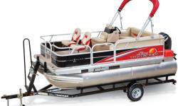 "It's the bass boat of your whole family's dreams! Imagine up to seven anglers fishing from a 7' 1"" (2.16 m) wide platform that?s no longer than a 16' (4.88 m) bass boat. The all-new BASS BUGGY® 16 maneuvers into tight spots or cruises the lake with all"