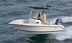 "Specifications Length Overall (LOA): 242 Beam: 8' 3"" / 2.51 m Hull Draft (motors up): 13.5"" / 0.34 m Fuel Capacity: 60 U.S. gal. / 227 L Average Dry Weight: 2,787 lbs / 1,264 kg (w/Yamaha 150 engine) Deadrise: 18° (at transom) Clearance w/ t-top (from"