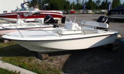 Like new condition. Includes Bimini top, Premium Clarion Stereo with Sirruis XM hookup. Garmin Marine GPS, Depth finder.Full Railing package. 40 HP Merc with maybe 50 hrs ( like new). Trim tabs for extra stability. Boat house kept and hardly used. Super
